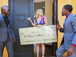 Julia Ann Wins Three Big Prizes image 1
