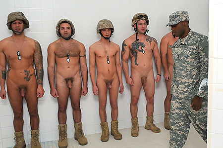 The Troops are wild!